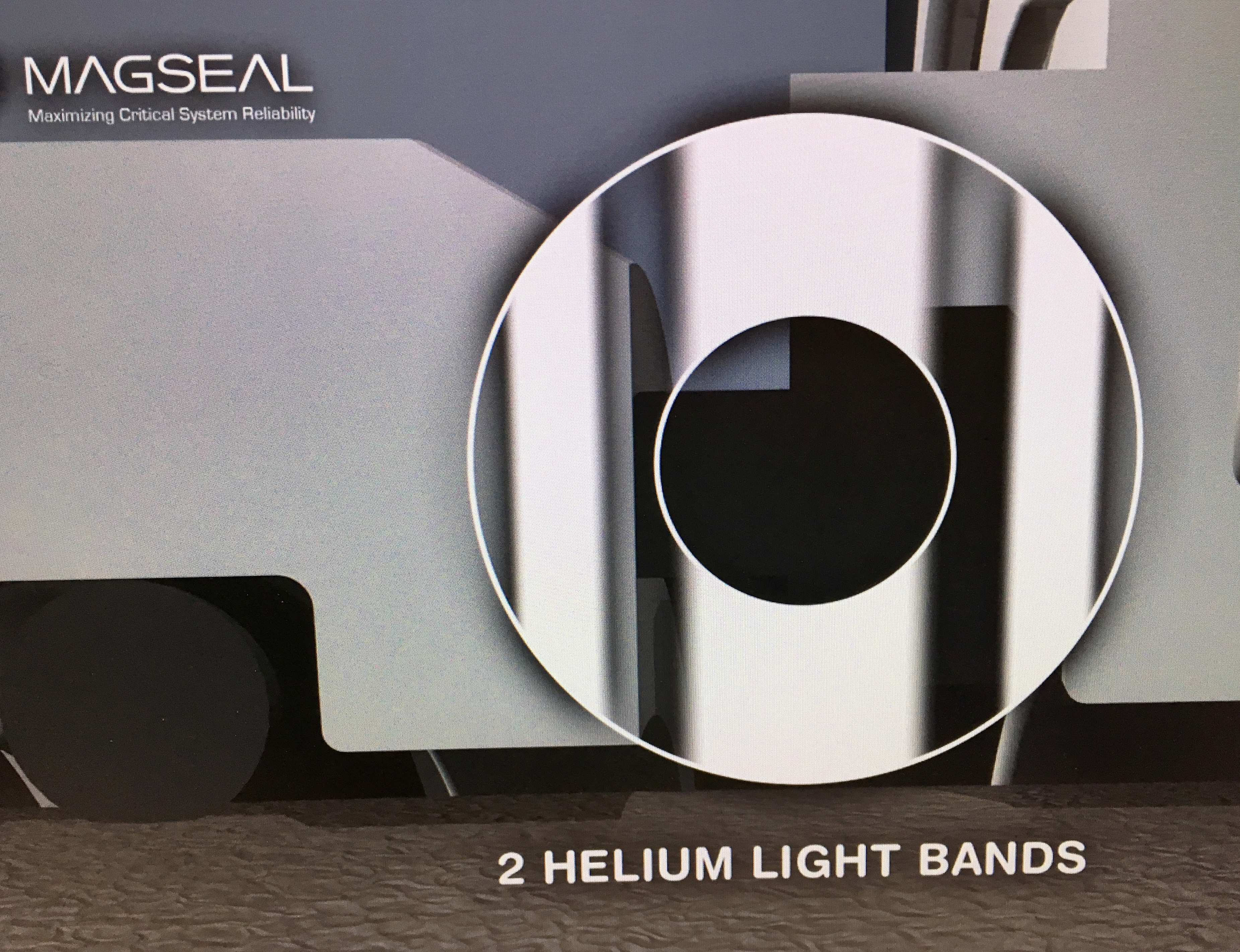 2 Helium Light Bands
